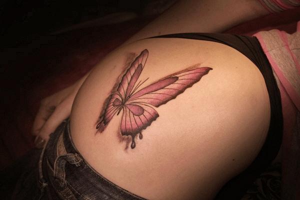 Для женщины интимная бабочка статья!